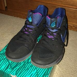 Nike Kyrie 3 Flip the Switch M12 Black Blue Purple